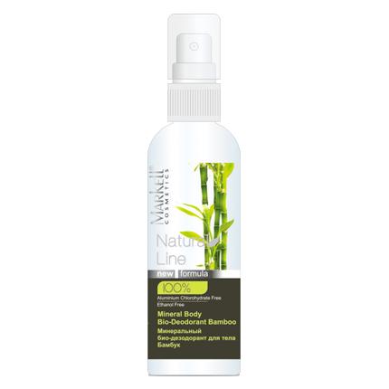 "Био-дезодоранты для тела ""Natural Line"" от Markell."