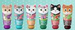 Крема-кошки для рук от Etude Organix.